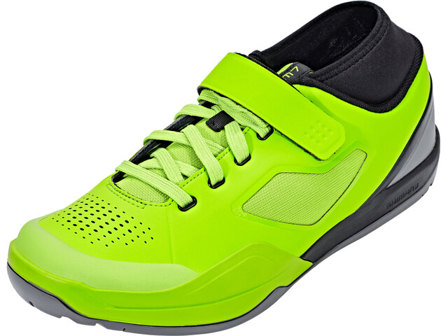 Shimano SH-AM7 Zapatillas ciclismo, lime green